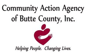 Butte CAA Logo Helping People Changing Lives