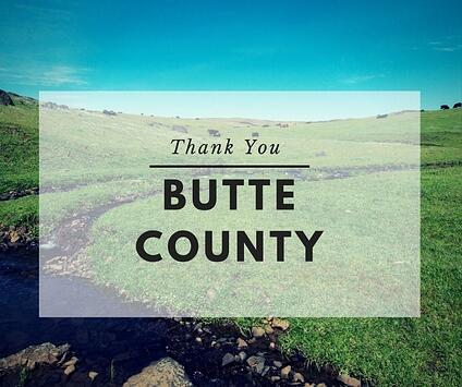 Thank You Butte County