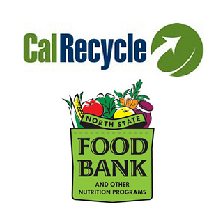 CAA North State Food Bank CalRecycle