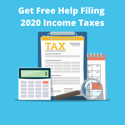 Get Help Filing Taxes  2021