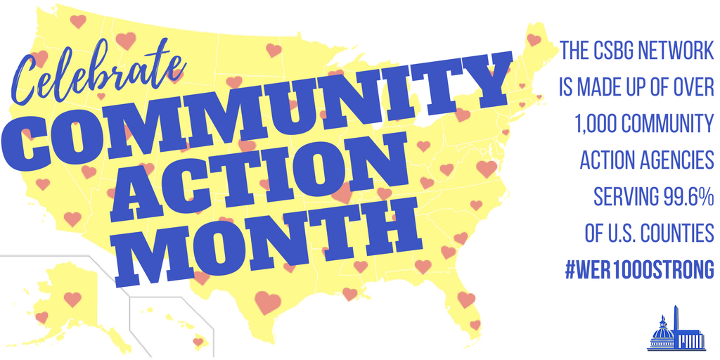 community-action-month-2018